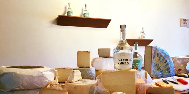 Spirits & Cheese Pairings at The Spirit Guild Distillery