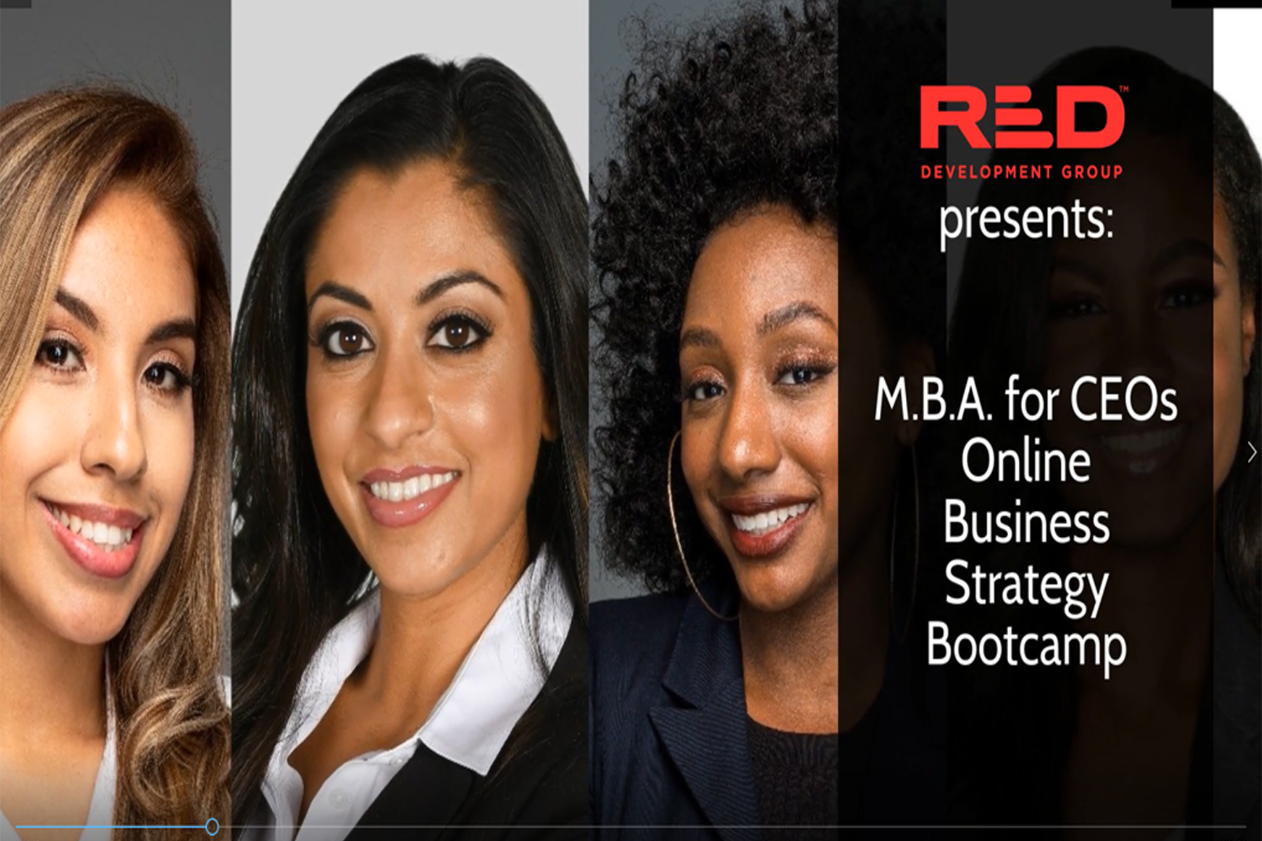 M.B.A. for CEOs Business Strategy Bootcamp