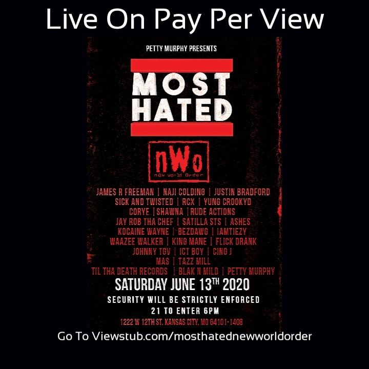 Most Hated:New World Order