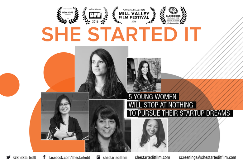 "Screening of ""She Started It"" In Honor Of Women's History Month"
