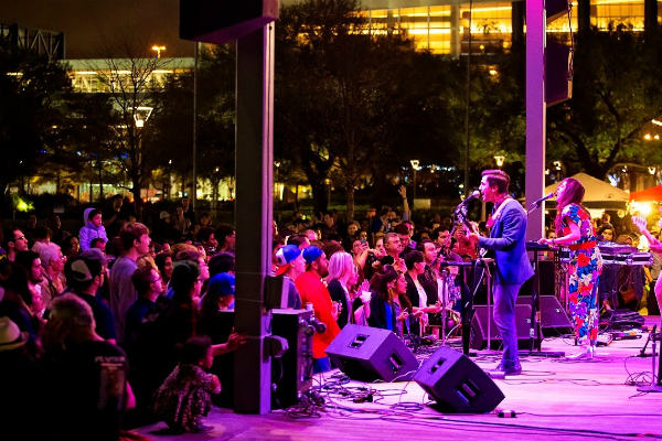 French Cultures Festival at Discovery Green