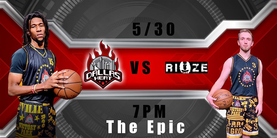 Dallas Heat vs Texas Rize (Mental Health Night)