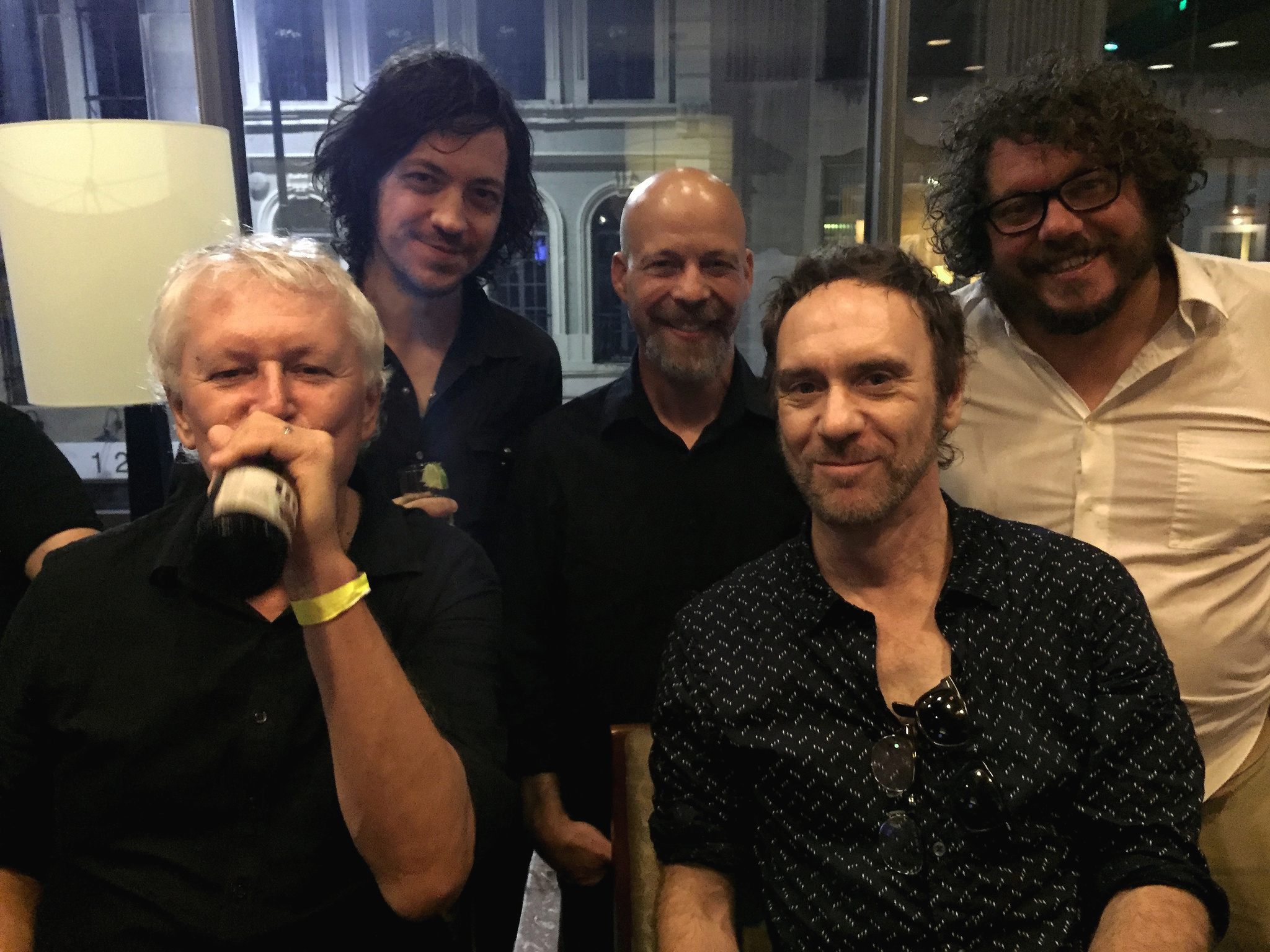 Guided by Voices at Underground Arts