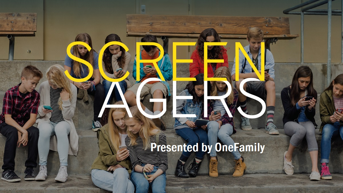 Screenagers Film Presented By OneFamily