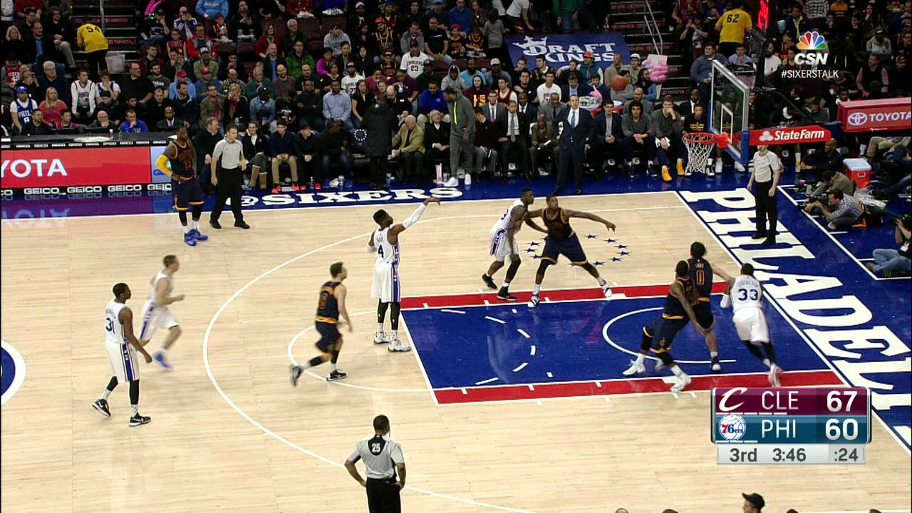Cleveland Cavaliers at Philadelphia 76ers