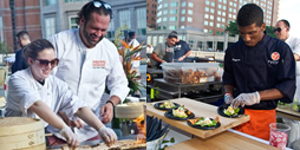 20th Annual Chefs in Shorts