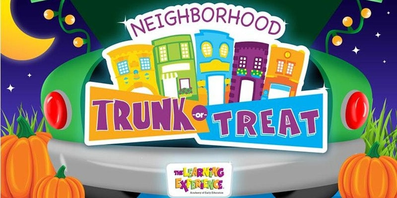 Trunk or Treat (Halloween Parade !!)