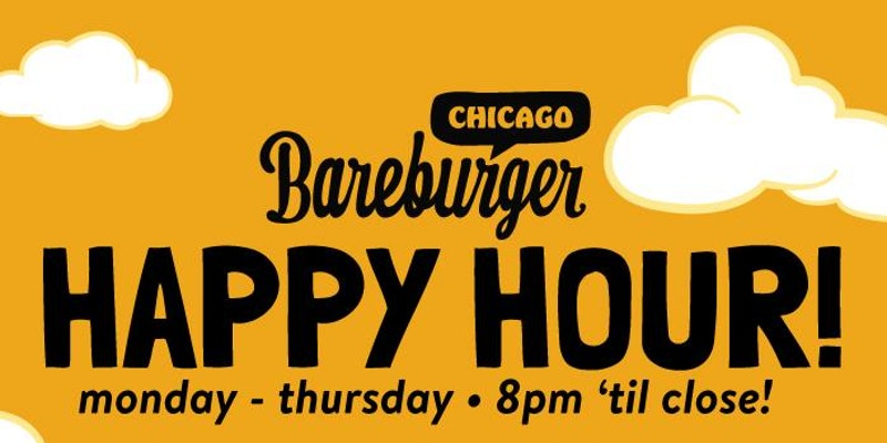 Chicago Music Happy at Bareburger Lakeview