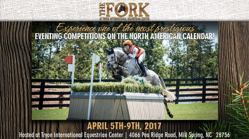 The Fork at Tryon International Equestrian Center