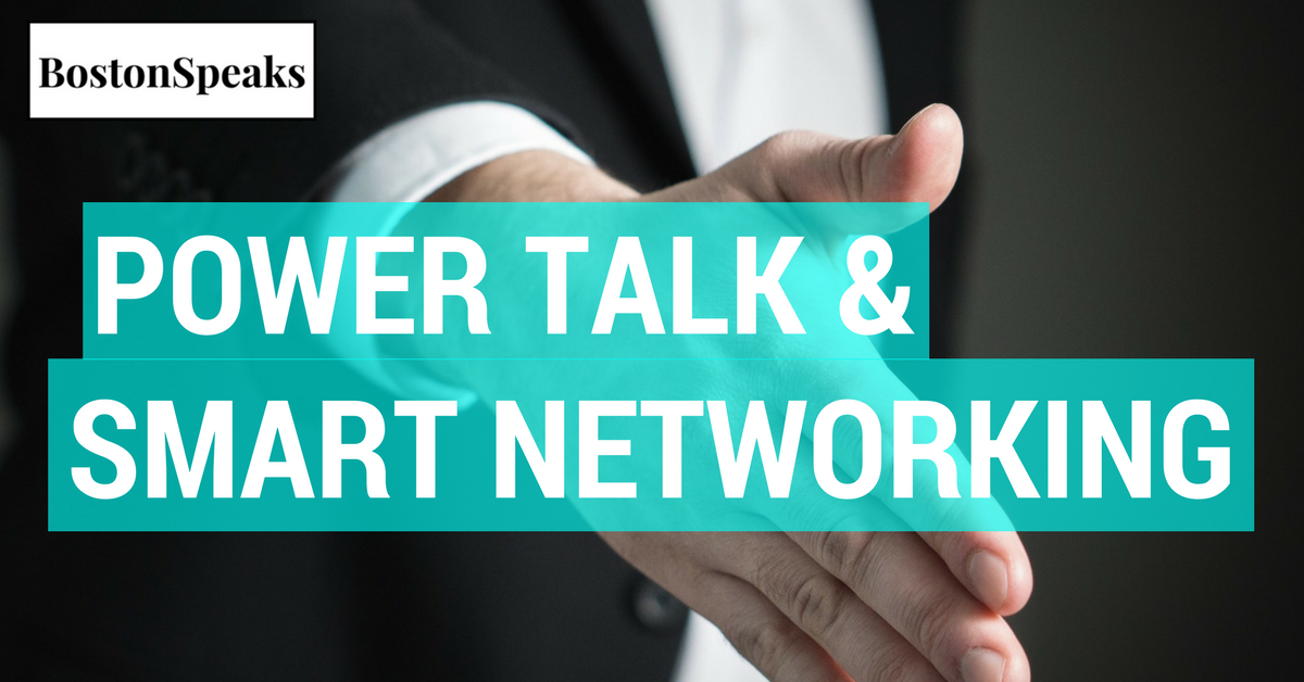 Power Talk & Smart Networking