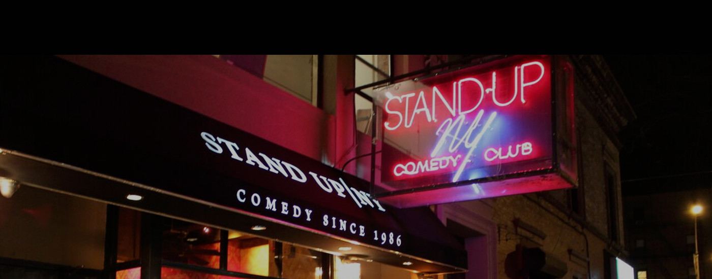 Saturday Late Night Show @ Stand Up NY