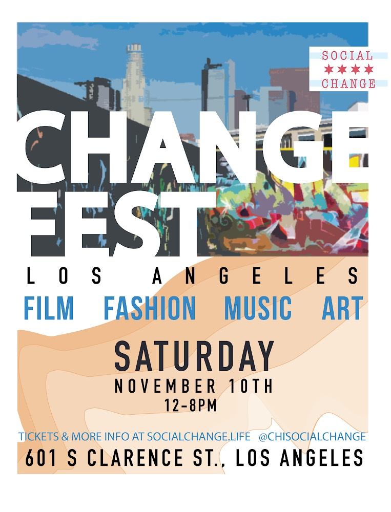 ChangeFest Los Angeles Pop Up