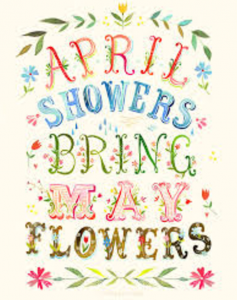April Showers Bring May Flowers Series