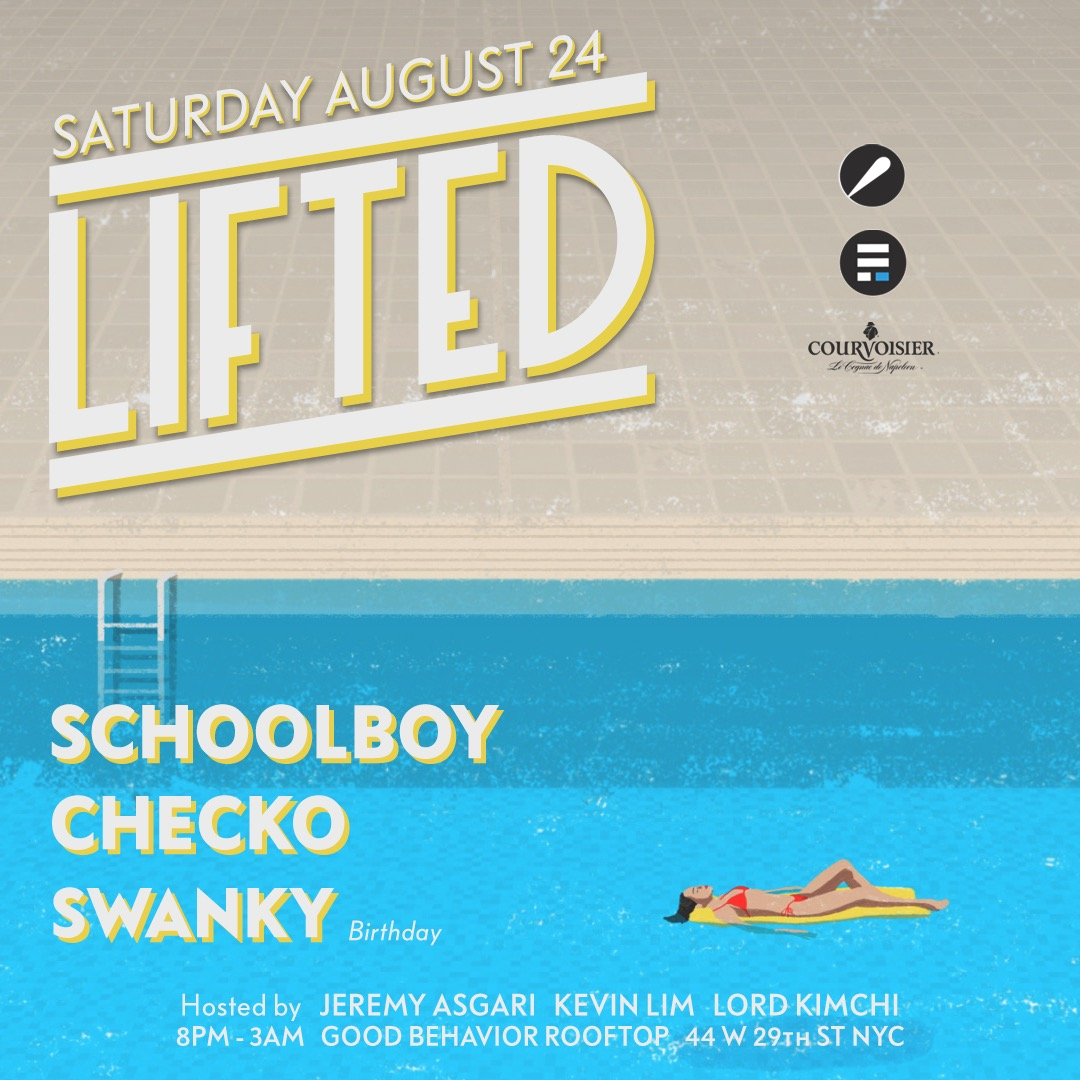 Lifted ft DJ Schoolboy