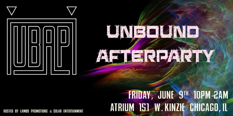 Unbound Music After Party Night 1