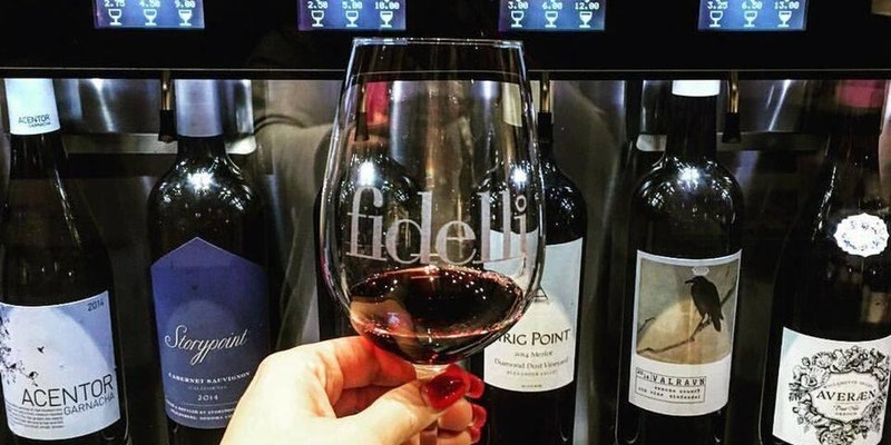Tuesday Night Wine Tasting at Fidelli Kitchen