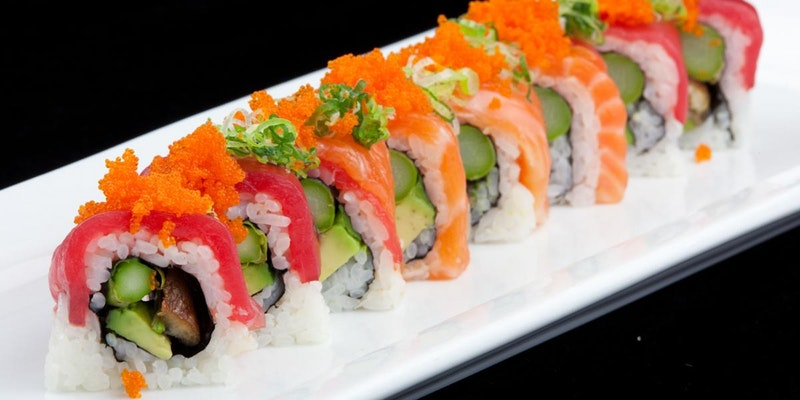 Date Night Sushi Cooking Class - in Manayunk (Philly) - alcohol served
