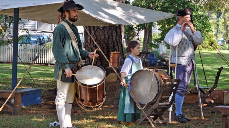Festival of Yesteryear: A Celebration of Early America