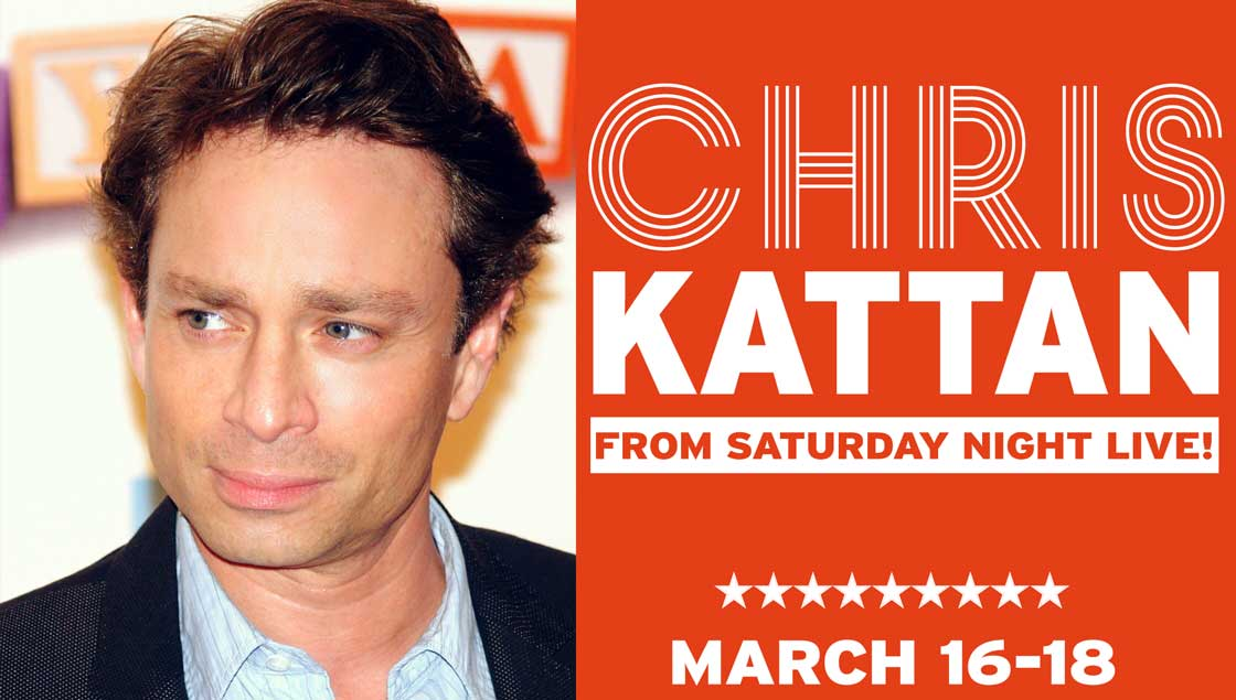 Chris Kattan at Punch Line Philly