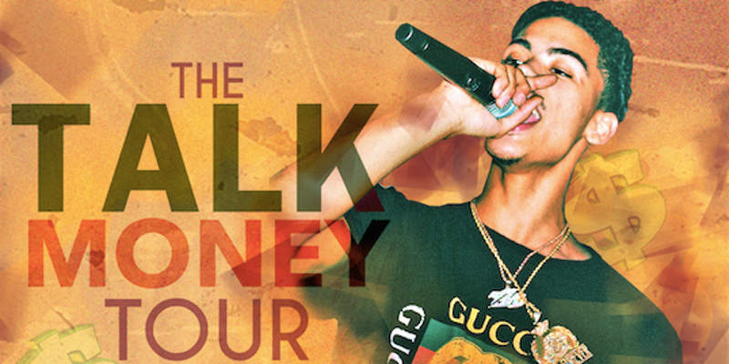 VELI BRAND PRESENTS: JAY CRITCH'S THE TALK MONEY TOUR