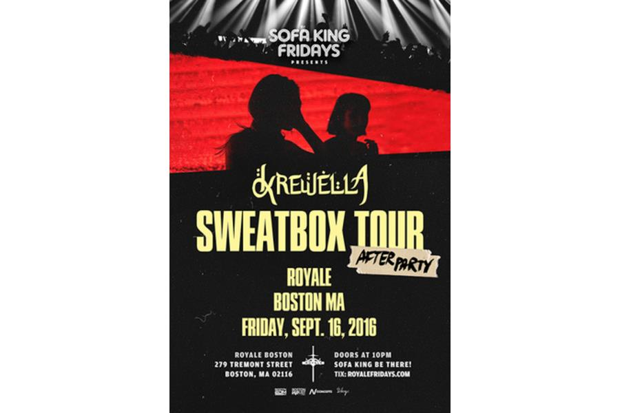 Krewella at Royale | 9.16.16 | 10:00 PM | 21+