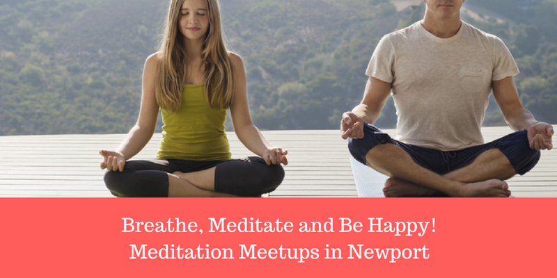 Breathe,Meditate and Be Happy!