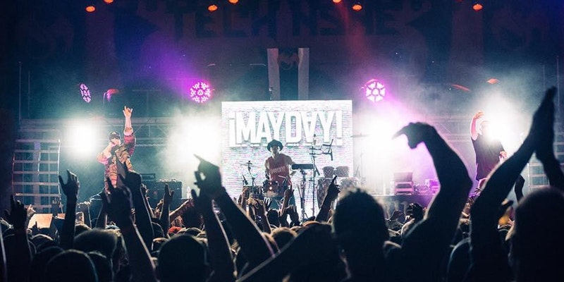 ¡MAYDAY! with The Late Ones and Inner Family Legacy