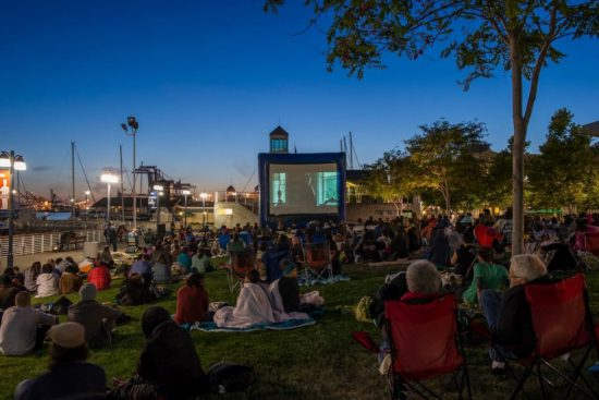 "Waterfront Flicks: ""Purple Rain"" Jack London Square"