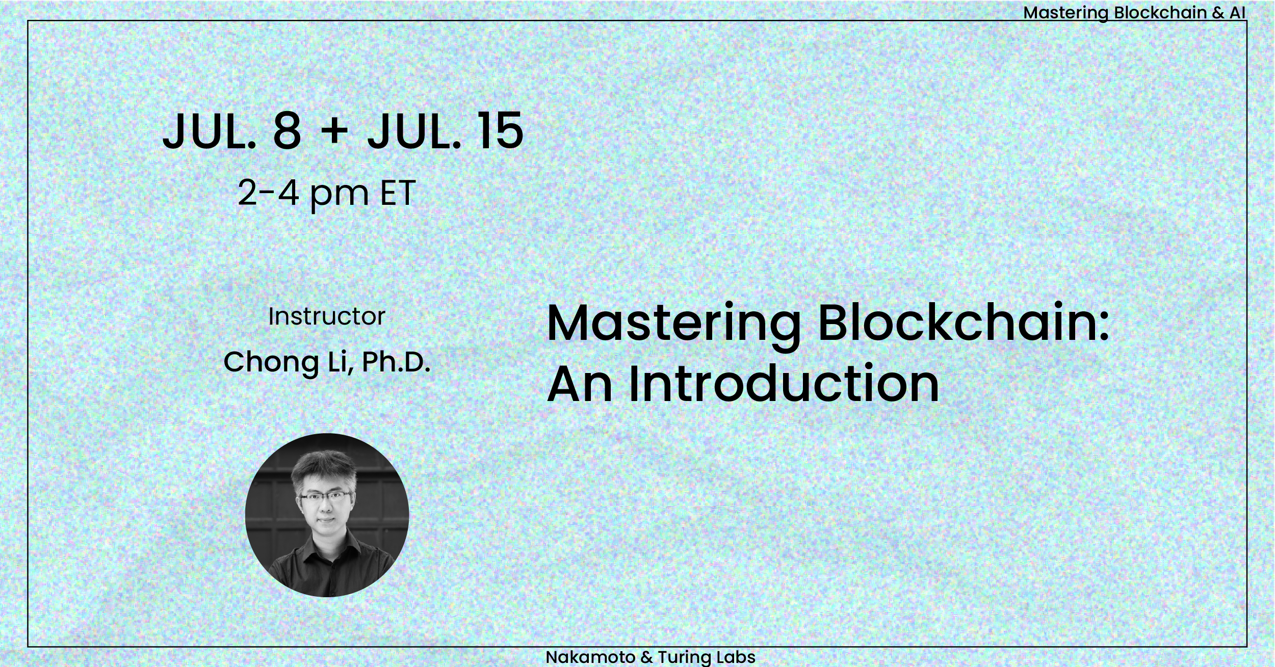 Mastering Blockchain: An Introduction
