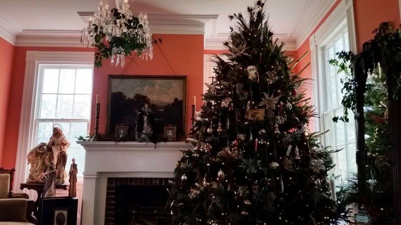 Poplar Grove Candlelight Tours