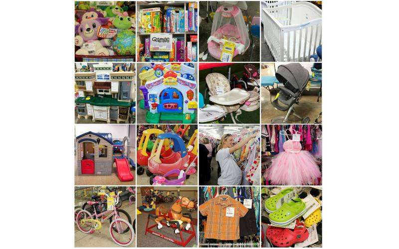 JBF Mercer County Children and Maternity Consignment Sale