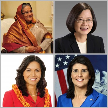 Bridging the Gender Gap: Female Politicians in Asia and the United States at Asia Society