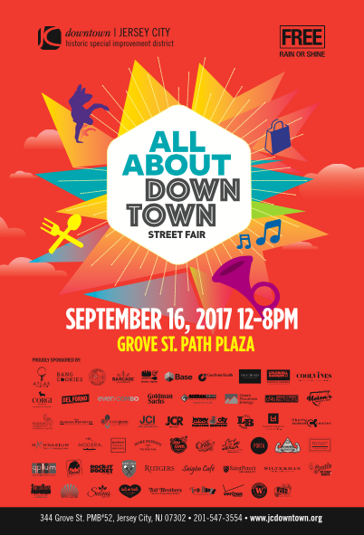 All About Downtown Street Fair