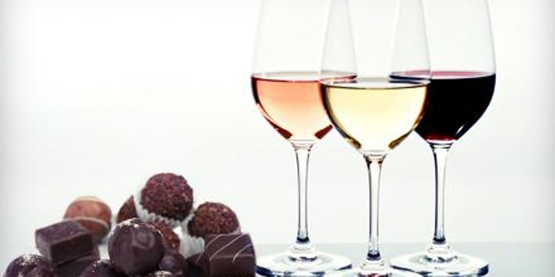 Wine and Chocolate Pairing Program exclusively for Grape Finale Winemakers