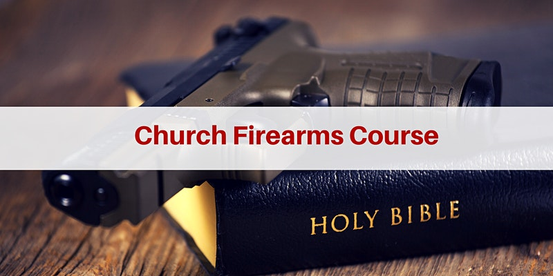2-Day Tactical Application of the Pistol for Church Protectors - Hondo, TX