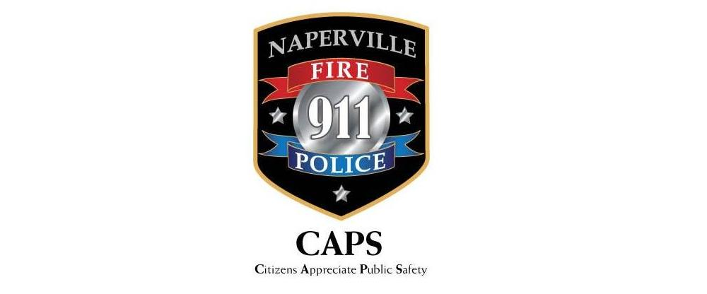 Naperville CAPS Awards honoring Naperville Police Department