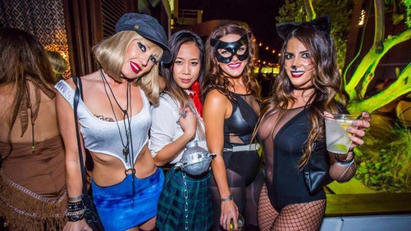 San Antonio HalloWeekend Fright Night Pub Crawl
