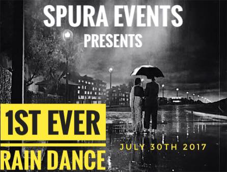 The 1st Annual RAIN DANCE PARTY: Have a blast with your friends and make new ones in New Jersey