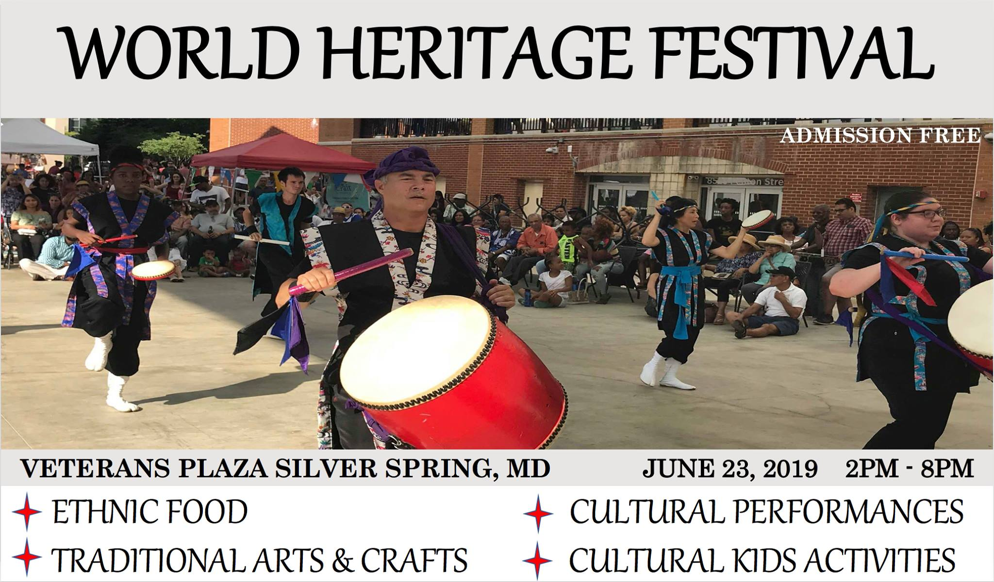 World Heritage Festival ~ Silver Spring, MD
