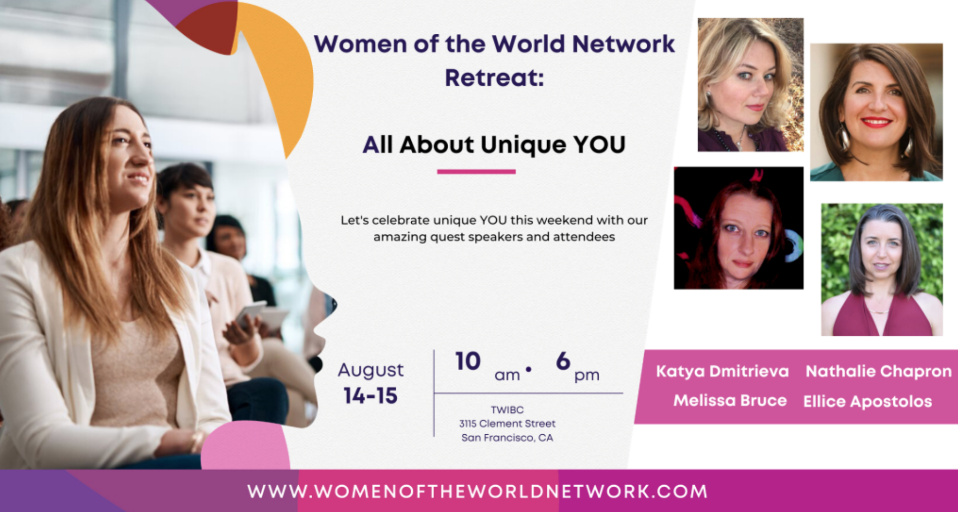 Women of the World Network Retreat