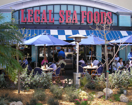 Wines of Sonoma County at Legal Sea Foods