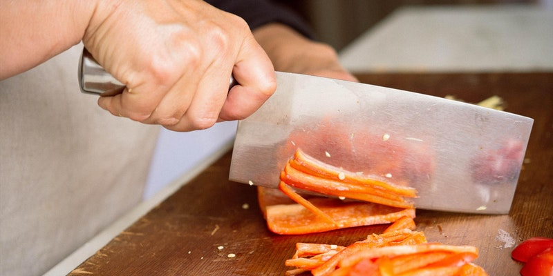 Chef's Knives and Cleavers: Knife Skills 101