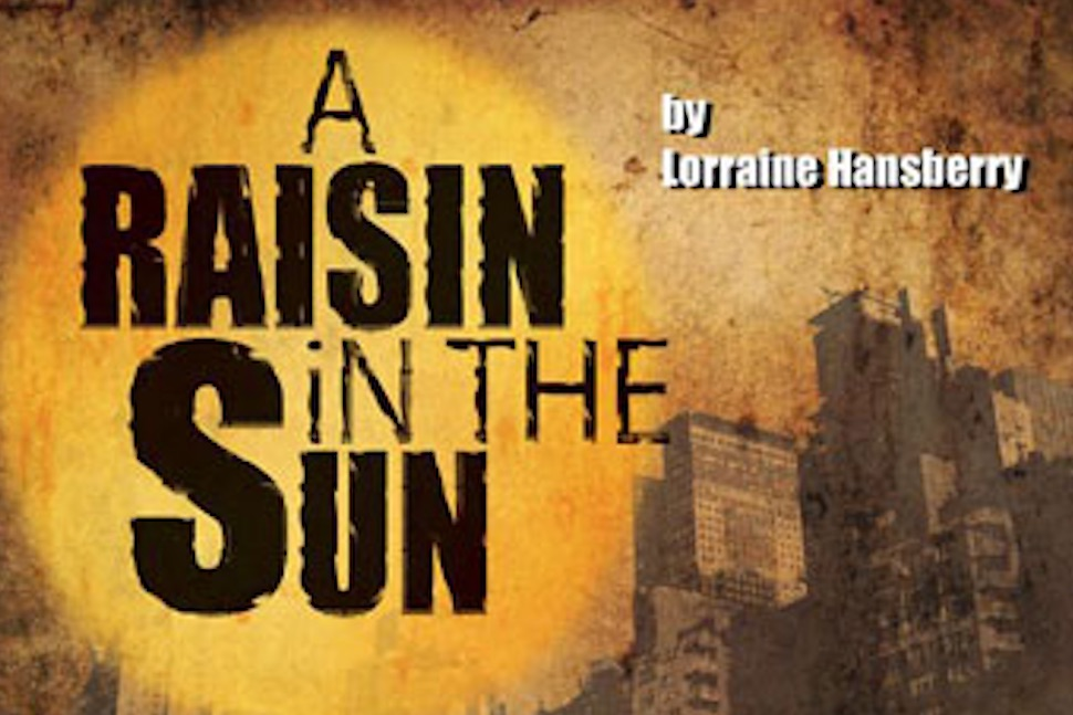 A Raisin in the Sun by Lorraine Hansberry on Nov 30, Dec 1 and Dec 2