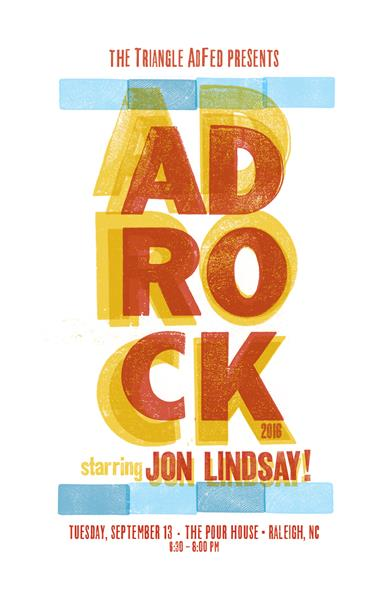 Adrock 2016 Featuring Jon Lindsay at The Pour House