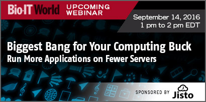 Biggest Bang for Your Computing Buck – Run More Applications on Fewer Servers
