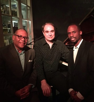 SOUTH'S JAZZ JAM SESSION WITH LEON JORDAN SR. TRIO / HOSTED BY MICHAEL TOZZI