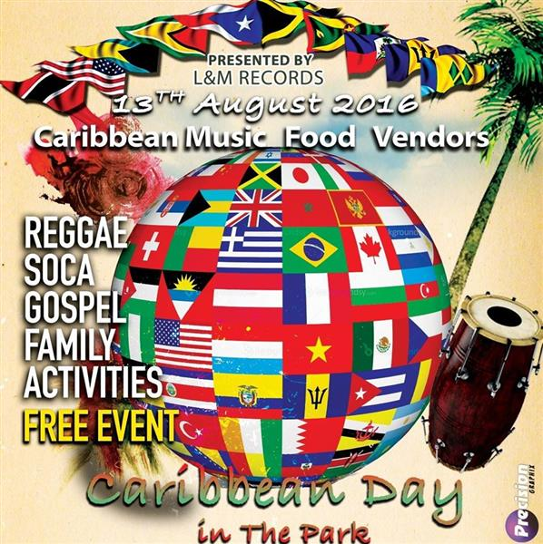 Caribbean Day in the Park