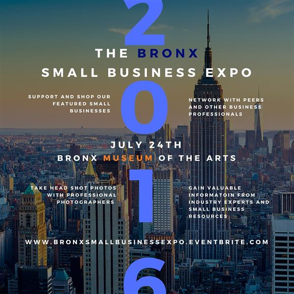 The Bronx Small Business Expo | Eventcombo