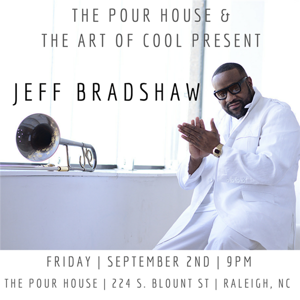 Jeff Bradshaw at The Pour House