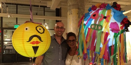 Atlanta BeltLine Lantern Parade Workshop: Globe Lanterns